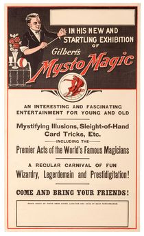 Gilbert's Mysto Magic