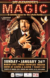 Jay Alexander's Magic and Comedy Revue