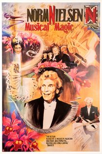 Norm Nielsen: Musical Magic, Signed