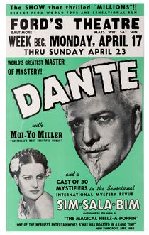 Dante with Moi-Yo Miller Reprint
