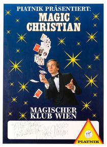 Magic Christian: Magischer Klub Wien, Signed