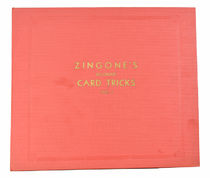 Zingone's Recorded Card Tricks
