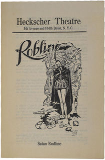 Heckscher Theater Presents Satan Robline