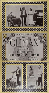 Joseph M. Weber Presents The Climax Mailing Card