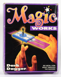 Magic Works Dark Dagger