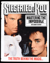 Siegfried and Roy, Signed