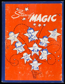 Stars of Magic, Signed by Dai Vernon and Francis Carlyle