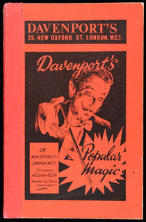 Davenport's Popular Magic