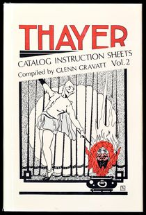 Thayer Quality Magic Catalog Instruction Sheets Vol. 2