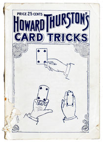 Howard Thurston's Card Tricks