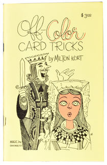 Off-Color Card Tricks