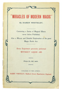Miracles of Modern Magic