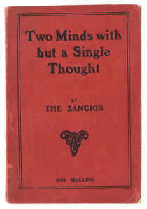 Two Minds with but a Single Thought