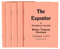 The Expositor or Many Mysteries Unravelled Vols. I - V