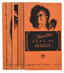 Thurston's Book of Magic Vols. 1 - 5