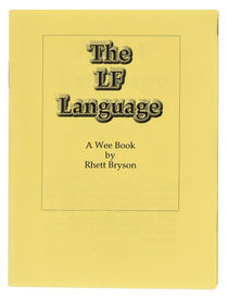 The LF Language