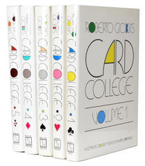 Roberto Giobbi's Card College Vol. 1-5: A Complete Course in Sleight-of-Hand Card Magic