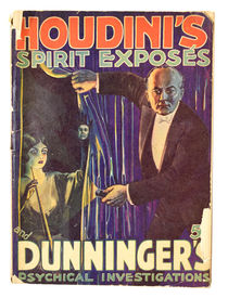 Houdini's Spirit Exposes Volume One