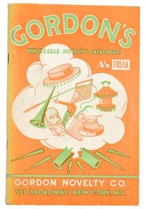 Gordon's Wholesale Novelty Catalogue No. 1951A
