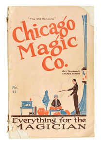 Chicago Magic Co. No. 13