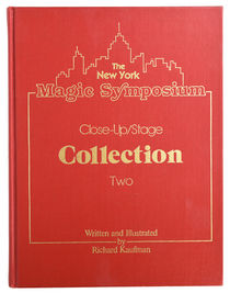 The New York Magic Symposium, Close-Up/Stage Collection Two
