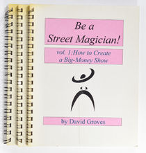 Be a Street Magician! Vol. 1-3