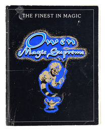 Owen Magic Supreme, The Finest in Magic: Catalog Eleven