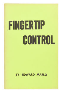Fingertip Control, Inscribed and Signed