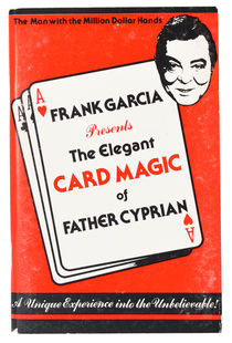 The Elegant Card Magic of Father Cyprian, Signed