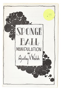 Sponge Ball Manipulation