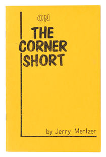 On the Corner Short