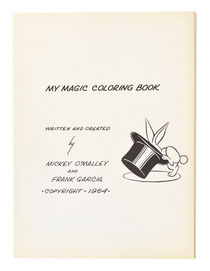 My Magic Coloring Book