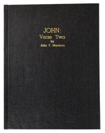 John: Verse Two, Signed