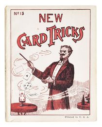 New Book of Card Tricks, No. 13