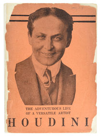 The Adventurous Life of a Versatile Artist: Houdini