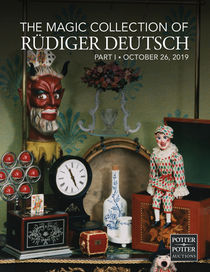 The Magic Collection of Rudiger Deutsch, Part 1 (October 26, 2019)