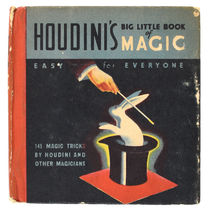 Houdini's Big Little Book of Magic