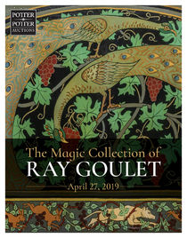 The Magic Collection of Ray Goulet (April 27, 2019)