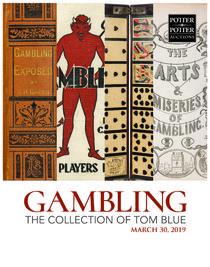 Gambling Memorabilia Featruing the Collection of Tom Blue (March 30, 2019)