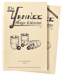 The Yankee Magic Collector #3 and Supplement