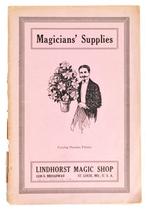 Magicians' Supplies: Catalog Number Fifteen