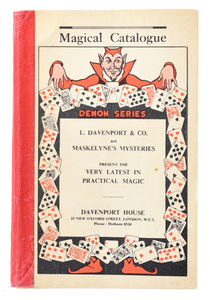 Magical Catalogue: Demon Series