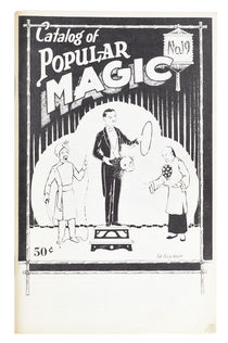 Catalog of Popular Magic No. 19