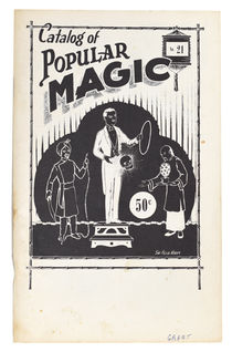 Catalog of Popular Magic No. 21