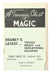 A Treasure Chest of Magic Catalog No. 30