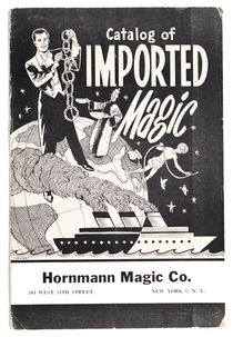 Catalog of Imported Magic: Hormann Magic Co.
