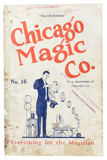 Chicago Magic Co. No. 16