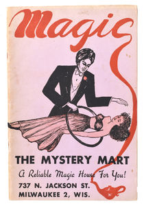 Magic: The Mystery Mart