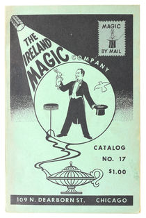 The Ireland Magic Company Catalo No. 17