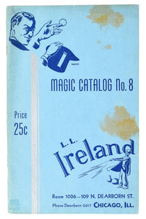 L. L. Ireland Magic Catalog No. 8